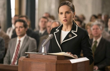 Felicity Jones Relives the Roots of Ruth Bader Ginsburg's Wisdom in 'On the Basis of Sex'