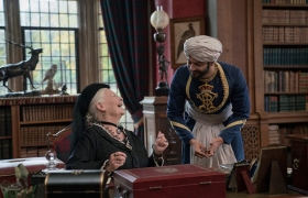 Victoria and Abdul wide