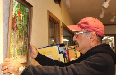 Meet the Art of John Mariani through November