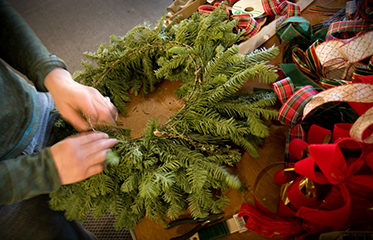 Wreathmaking - A few spots still open!